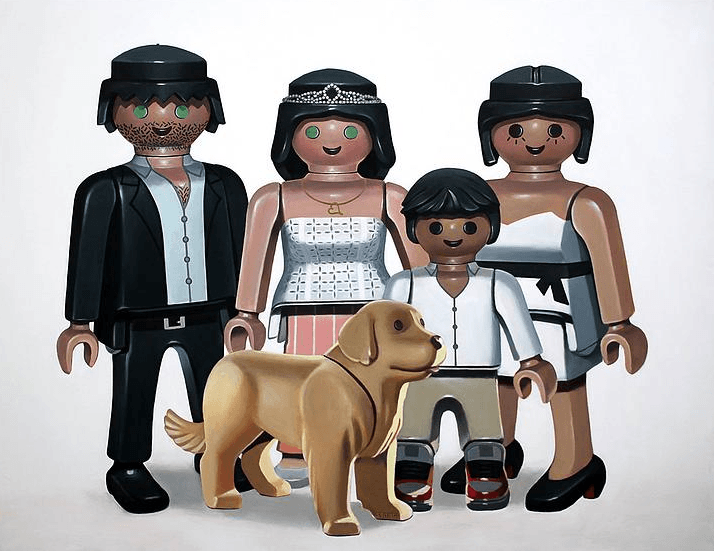 Playmobil : famille