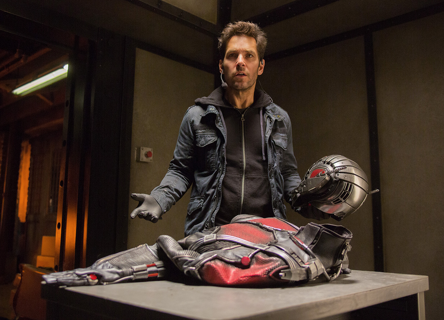 Ant Man : Paul Rudd