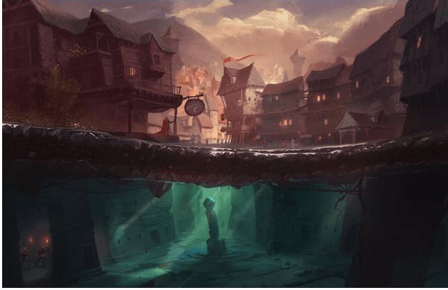 Bard's Tale IV : Skara Brae
