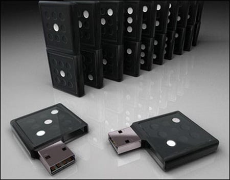 usb : dominos