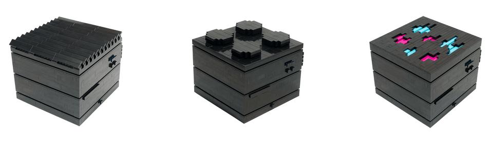 Lego : ordinateur personnalisable