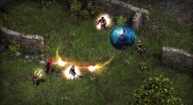 Pillars of Eternity : combat