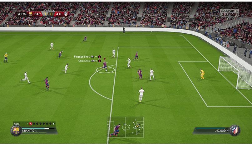 Fifa 16 : progresser