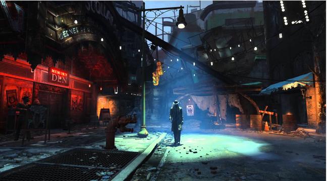 Fallout 4 : Scollay Square