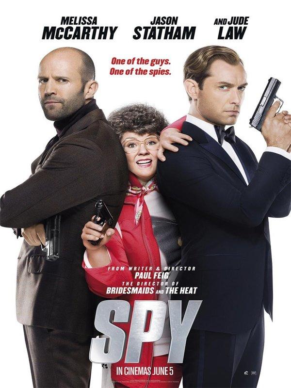 Spy : affiche