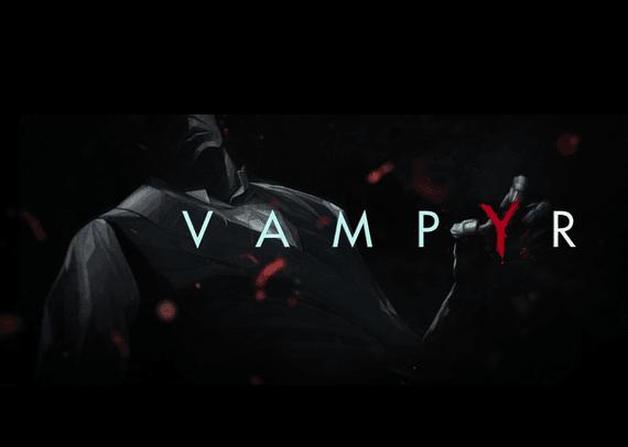 Vampyr : logo