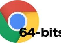 Installer Google Chrome 64 bits au lieu de la version 32 bits