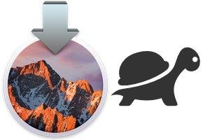 macOS sierra lent solutions