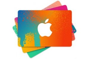 carte cadeau apple itunes offrir