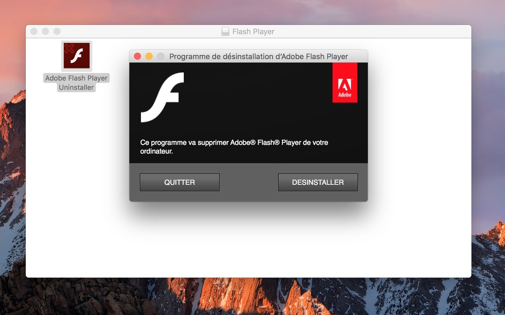how to install adobe connect on mac os sierra