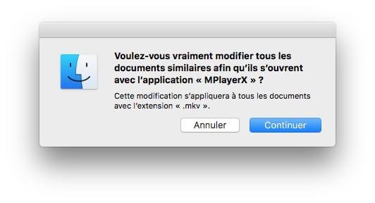 changer les apps par defaut sur mac tout modifier