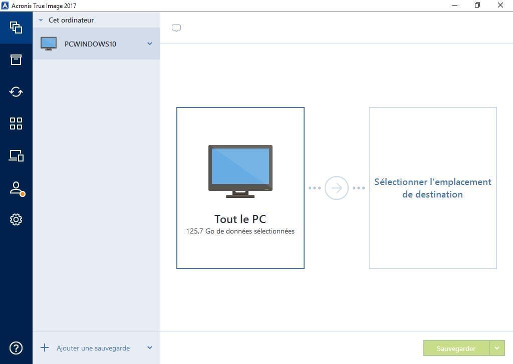 Nettoyer son PC avant de le vendre sauvegarder sur disque externe