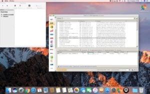 Captvty mac interface