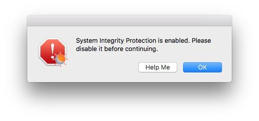 Activer Night Shift sur les Mac non compatibles Nightenabler
