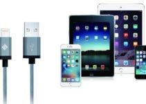 Test Câble Lightning iPhone (11/11 Pro/X/XS/XR/8/8 Plus/7/7 Plus/6s/6s Plus/6/6 Plus), iPad (2,3,4, Air,Pro) en nylon et certifié Apple (TEKNO-LOGIK)
