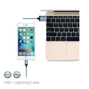 cable lightning ipad recharge et synchronisation sur imac