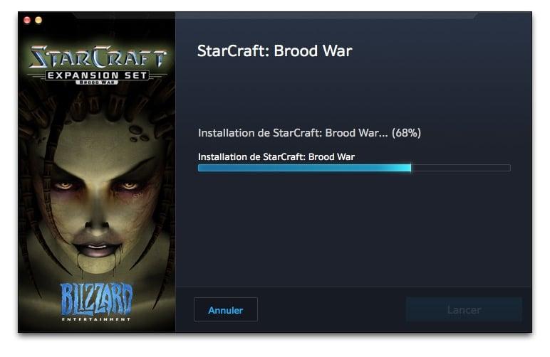 starcraft macos sierra