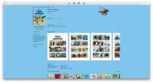 Tintin ebook mac iphone ipad