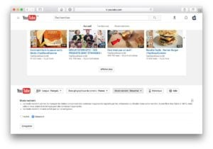 activer le controle parental YouTube safari chrome edge firefox