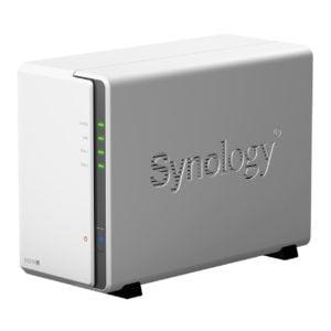 Synology DS216j sauvegarder donnees contre ransomwares