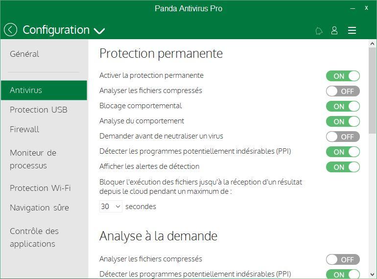 antivirus contre ransomwares panda