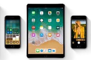 installer ios 11 beta publique sur iphone ipad ipod touch