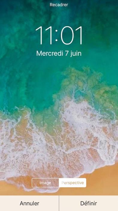 télécharger le fond d'écran macOS High Sierra et celui ios11