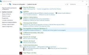 Tester sa RAM sous Windows 10 outils dadministrationJPG