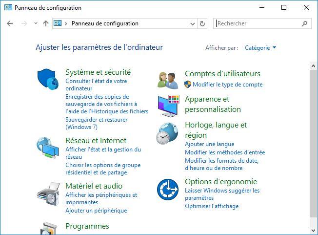 Tester sa RAM sous Windows 10 systeme et securite