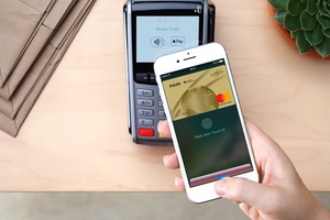 configurer apple pay iphone ipad