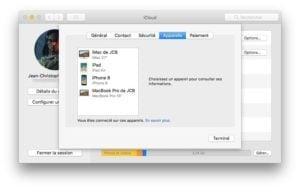 Recevoir les Messages de son iPhone sur ses autres appareils appareils icloud