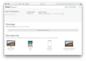 Recevoir les Messages de son iPhone sur tous ses appareils Apple icloud reglages