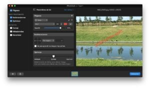 Tatouer ses photos sur Mac avec Photobulk