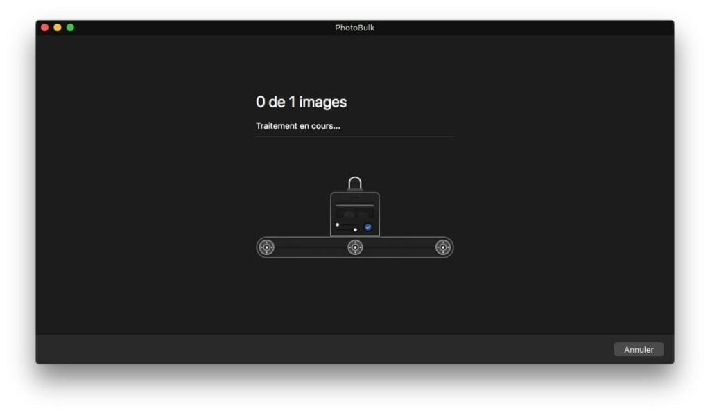 Tatouer ses photos sur Mac filigrane numerique rapide