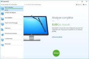 windows 10 lent analyse disque