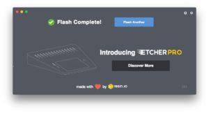 Creer une carte SD bootable de Linux rapidement