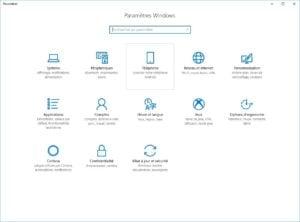 connecter une enceinte Bluetooth au PC parametres Windows 10