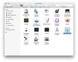 Changer les DNS de son Apple AirPort sur mac