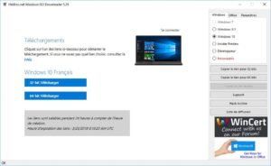 Telecharger Windows 10 version 64 ou 32 bits