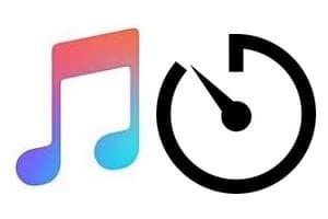 Arrêter automatiquement la musique sur iPhone tutoriel