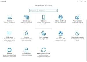 Demarrer Windows 10 en mode sans echec Mise a jour et securite