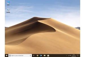 Installer le fond d'écran de macOS Mojave sous Windows ou Linux tutoriel complet