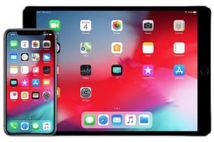 ios 12 iPhone iPad ipod touch appareils compatibles