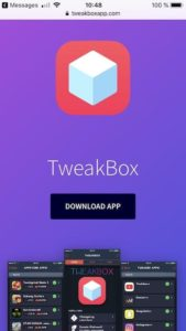 Installer Kodi sur iPhone et iPad avec Tweakbox