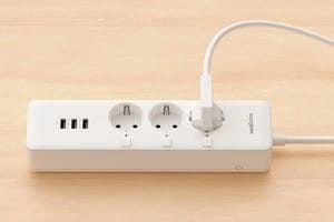 Koogeek Smart Outlet O1EU test multiprise homekit wifi usb