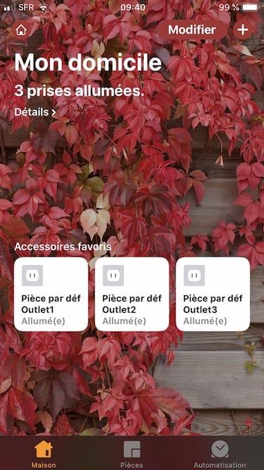 Koogeek Smart Outlet controler avec Homekit