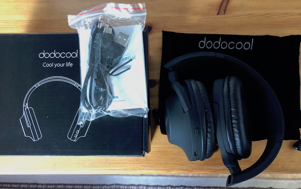 Dodocool DA167 contenu coffret