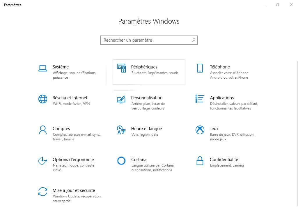 Installation propre windows 10 mise a jour et securite