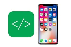 Voir le code source d'une page web sur iPhone iPad tutoriel