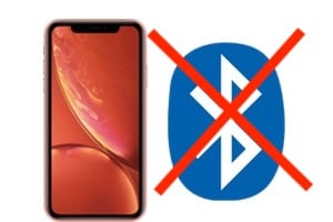 Supprimer un appareil Bluetooth sur iPhone tutoriel